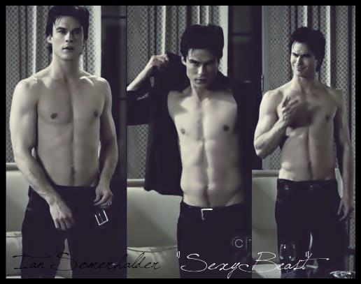 Damon Salvatore Vampire Diaries