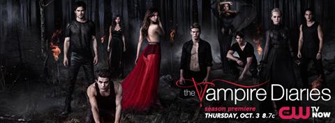 Poster Sezonul 5 Jurnalele Vampirilor