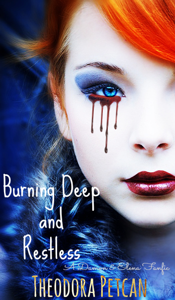 burning deep and restless cover