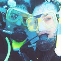 Under water-love